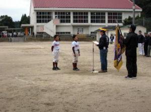 第38回ライオンズ旗争奪少年野球大会 決勝
