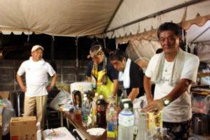 伊万里ライオンズクラブ活動内容。2017年どっちゃん祭りの写真です。