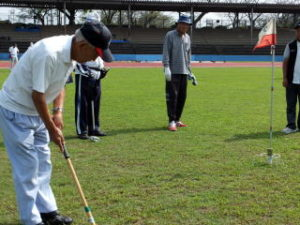 第18回伊万里ライオンズ杯グラウンドゴルフ大会